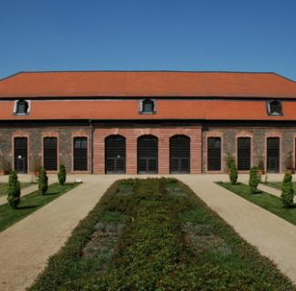 Orangerie in Frankfurt - Partyfotos, Events, Adresse