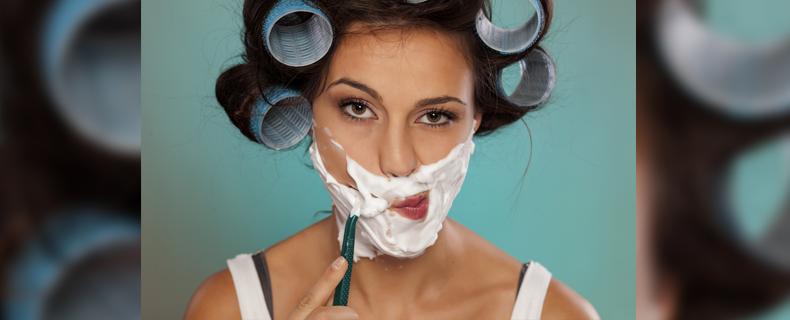 WTF: Darum rasieren sich jetzt immer mehr Frauen das Gesicht