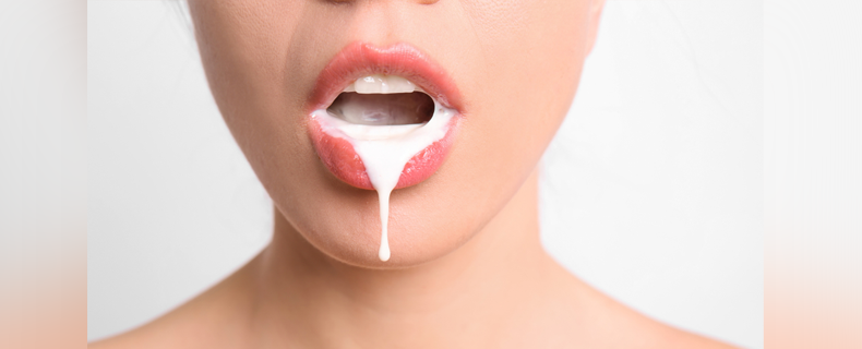 Experten verraten: So sollte gesundes Sperma schmecken