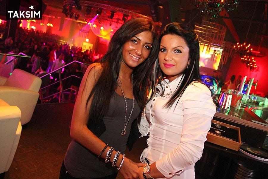 Club TAKSIM 24.12.12 - Letzte Legendäre Ladies Night in