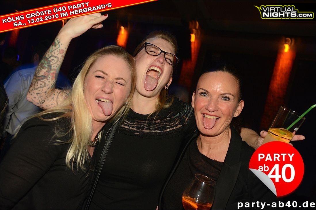 Partys köln ü40 Ü50 Party