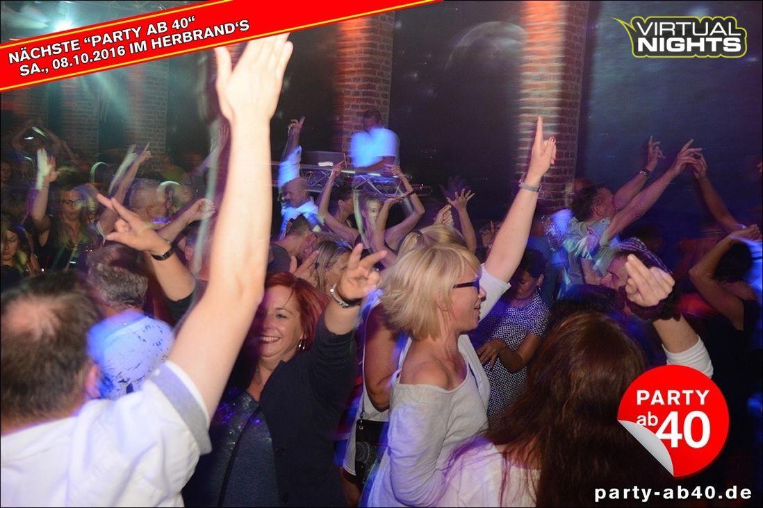 Herbrands 10.09.16 - PARTY AB 40 • Kölns größte Ü40 Party