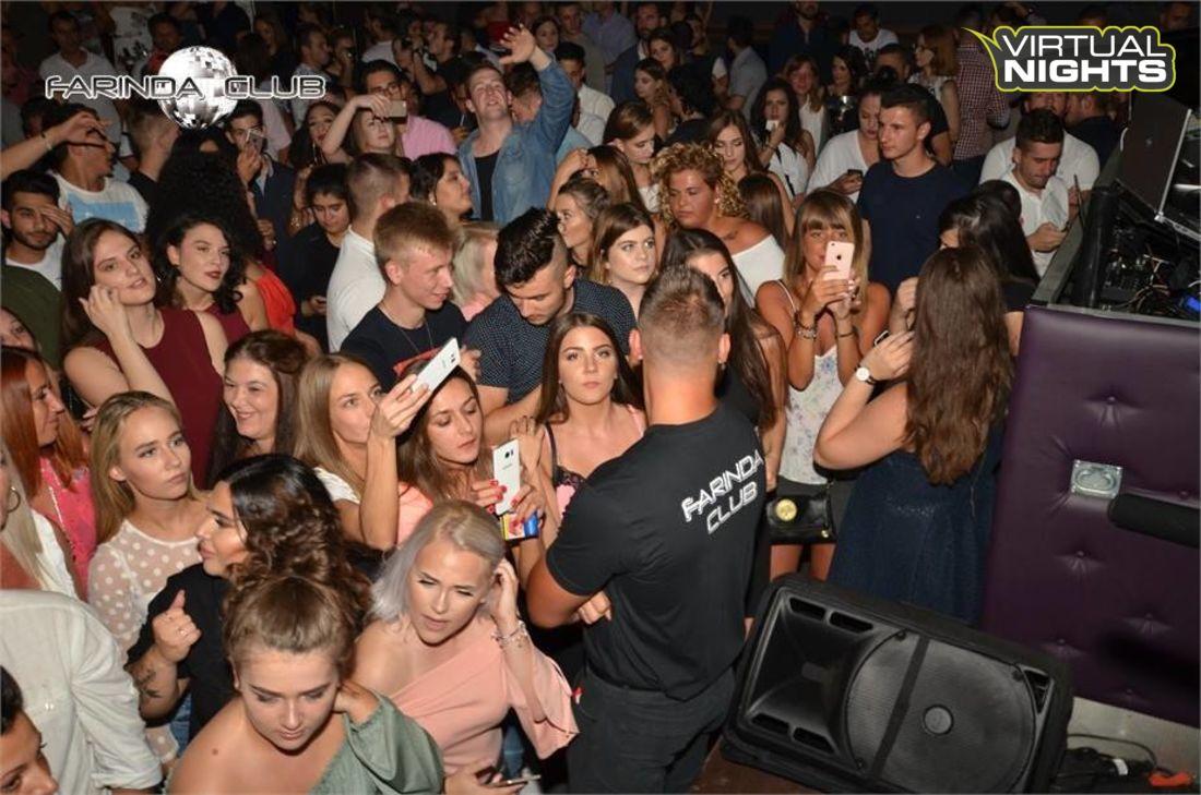 Farinda Club Bielefeld 02.09.17 - Ludnica! RASTA in