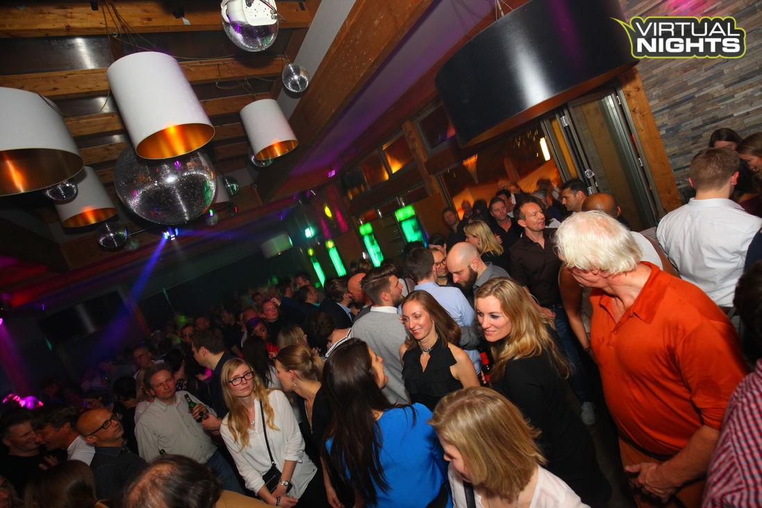 Park Café Schöne Aussichten 23.11.17 - After Work Club