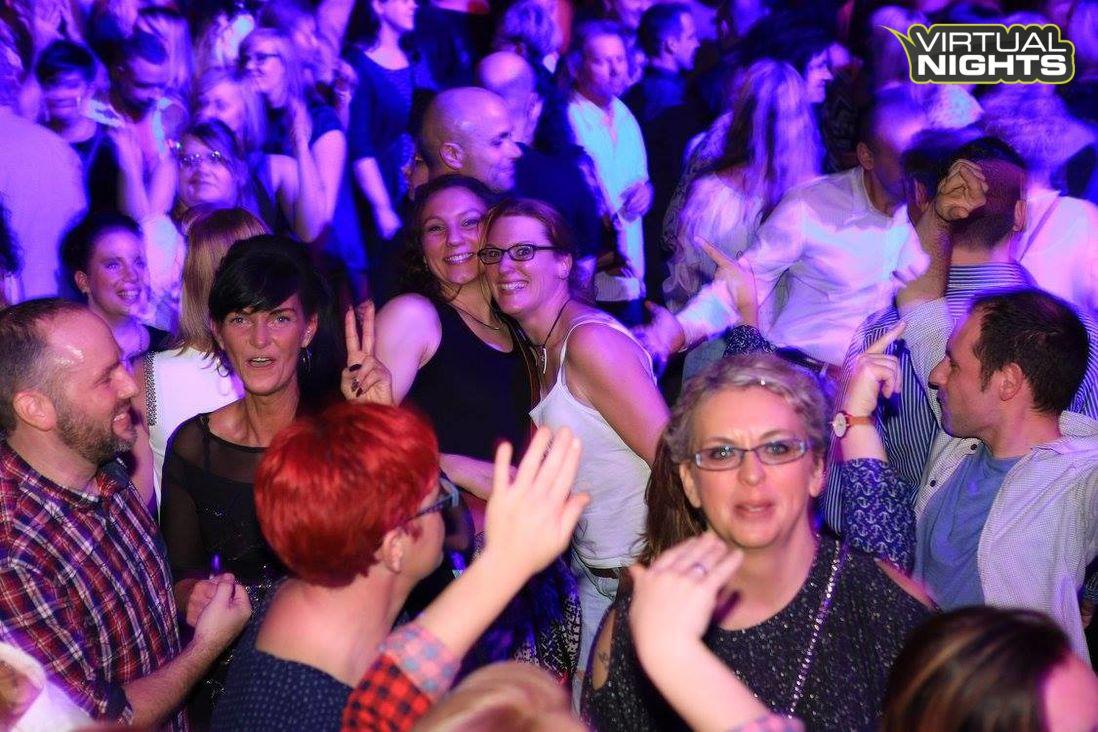 Stadthalle Rostock 25.11.17 - Subergs Ü30 Party - Bild 1241108